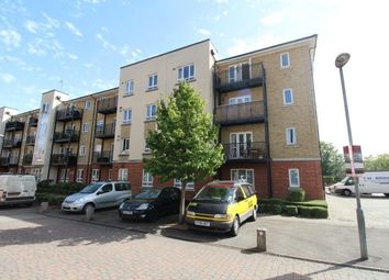 Thumbnail 1 bed flat to rent in Tadros Court, High Wycombe