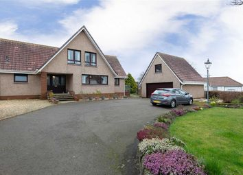 Thumbnail 4 bed detached house for sale in Abercrombie, By St Monans, Fife