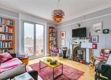 Thumbnail 3 bed flat for sale in Quain Mansions, Queen's Club Gardens, London