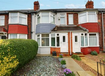 Thumbnail 3 bed terraced house for sale in National Avenue, Hull, East Yorkshire