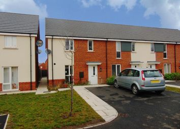 Thumbnail 3 bed terraced house for sale in Egremont Close, Evesham