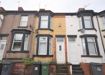 Thumbnail 2 bed property to rent in Wycherley Road, Tranmere, Birkenhead