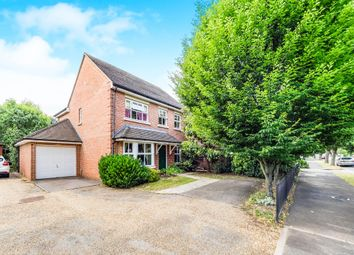 Thumbnail 4 bed detached house for sale in Avenue Road, Harold Wood, Romford
