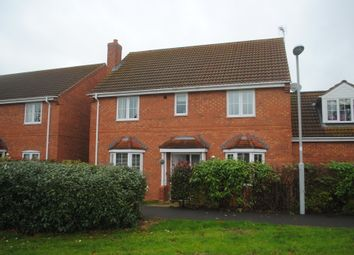 Thumbnail 5 bed detached house to rent in Thompson Close, Coddington, Newark