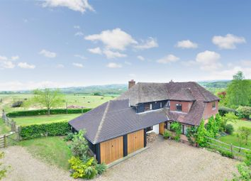 Thumbnail 4 bed equestrian property for sale in Basted, Sevenoaks, Kent