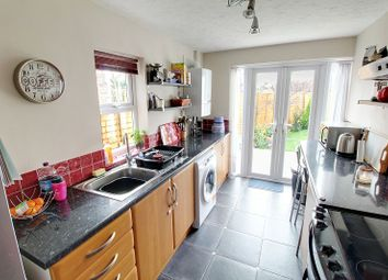 Thumbnail 3 bedroom terraced house to rent in Elmfield Road, Peterborough, Cambridgeshire