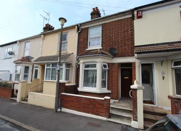 Thumbnail 3 bed terraced house to rent in Hamilton Road, Gillingham