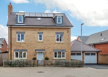 Thumbnail 4 bed detached house for sale in Buckfast Close, Monksmoor Park, Daventry
