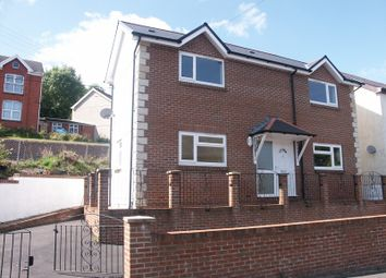 Thumbnail 3 bedroom detached house for sale in School Road, Ystalyfera, Swansea.