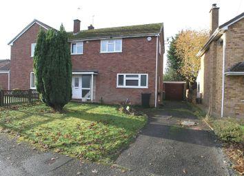 Thumbnail 3 bed semi-detached house for sale in Stourbridge, Norton, Dene Road