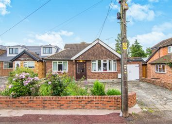 Thumbnail 3 bed bungalow for sale in Cricketers Lane, Herongate, Brentwood