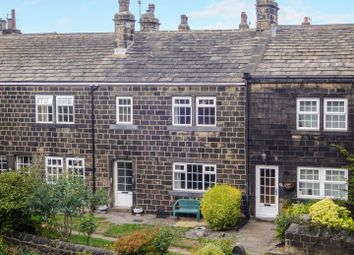 Thumbnail 3 bed terraced house for sale in Carr Road, Calverley, Pudsey