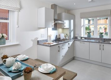Thumbnail 2 bed semi-detached house for sale in Eastworth Road, Verwood