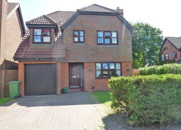 Thumbnail 4 bed detached house for sale in The Mead, New Ash Green, Longfield