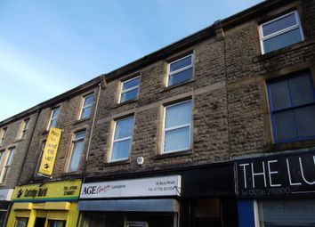 Thumbnail 1 bed flat to rent in Bury Road, Rawtenstall