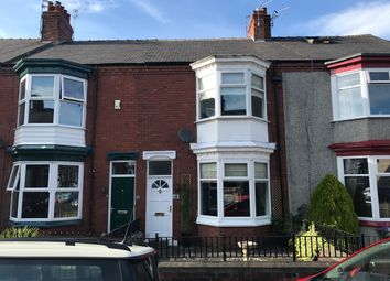 Thumbnail 3 bed terraced house to rent in Orchard Road, Darlington, County Durham
