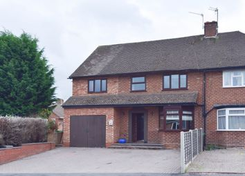 Thumbnail 4 bed semi-detached house for sale in Salwarpe Road, Bromsgrove