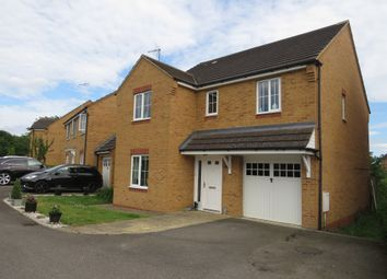 Thumbnail 4 bed detached house for sale in Sandpiper Way, Leighton Buzzard