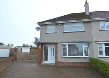 Thumbnail 3 bed semi-detached house for sale in Machanhill, Larkhall