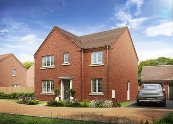 "Thumbnail 5 bedroom detached house for sale in ""The Corfe "" at Brickburn Close, Hampton Centre, Peterborough"