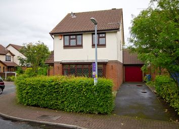 Thumbnail 3 bed detached house for sale in Castle Green, Westbrook, Warrington