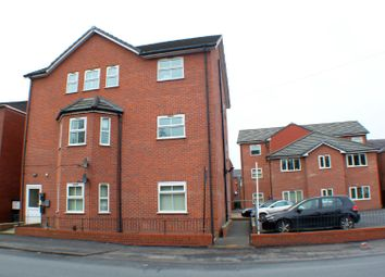 Thumbnail 2 bed flat to rent in Church View, Swinton, Manchester