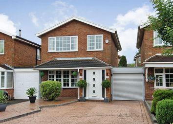 Thumbnail 3 bed detached house for sale in Brownhills Road, Walsall Wood, Walsall
