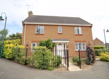 Thumbnail 4 bed detached house for sale in Croft Way, Hampton, Peterborough