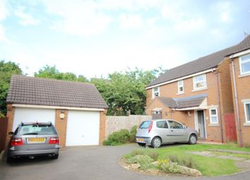 Thumbnail 4 bed detached house to rent in Barth Close, Great Oakley, Corby