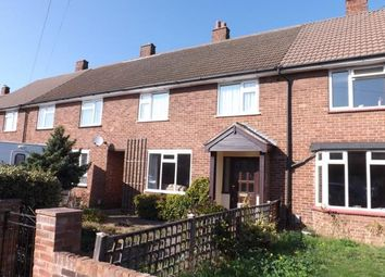 Thumbnail 3 bed terraced house for sale in Anne Street, Biggleswade, Bedfordshire