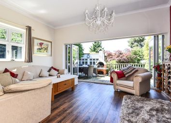 Thumbnail 5 bed semi-detached house for sale in Lightwater, Surrey