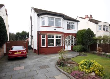 Thumbnail 4 bed detached house for sale in Hesketh Drive, Southport