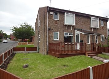 Thumbnail 1 bed flat to rent in Blackthorn Way, Wakefield