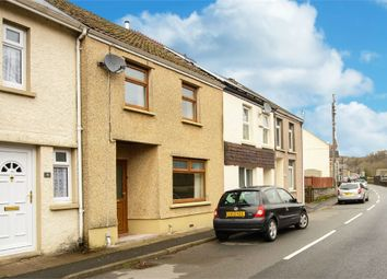 Thumbnail 2 bed terraced house for sale in Heol Giedd, Ystradgynlais, Swansea, Powys