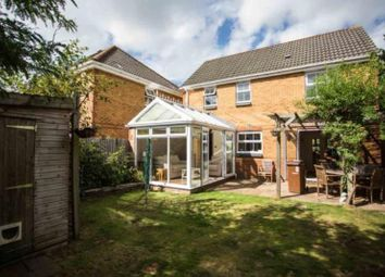 Thumbnail 4 bed detached house to rent in Heather Gardens, Farnborough
