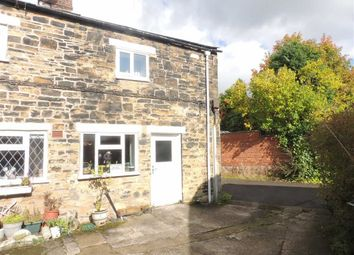 Thumbnail 2 bed terraced house for sale in Bredbury Green, Romiley, Stockport