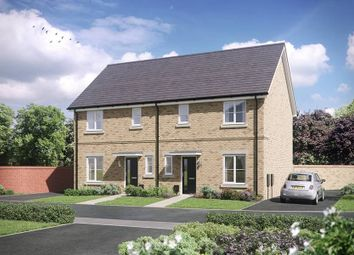 "Thumbnail 2 bed property for sale in ""The Deene"" at Burlina Close, Whitehouse, Milton Keynes"