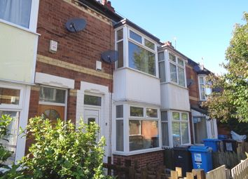 Thumbnail Terraced house to rent in Chatham Avenue, Manvers Street, Hull