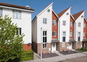 Thumbnail 4 bed property for sale in Edward Vinson Drive, Faversham