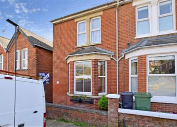 Thumbnail 2 bed semi-detached house for sale in Alexandra Road, Cowes, Isle Of Wight
