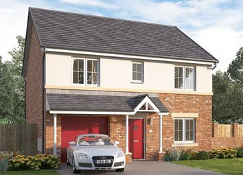 "Thumbnail 4 bedroom detached house for sale in ""The Woodbridge Detached"" at Browney Lane, Browney, Durham"