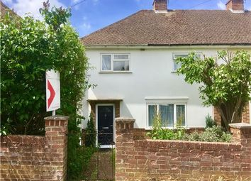 Thumbnail 3 bed end terrace house for sale in Garden Road, Sevenoaks, Kent