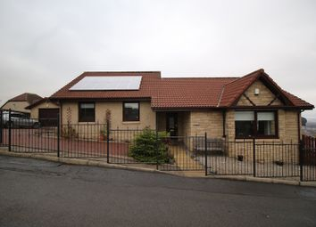 Thumbnail 4 bed bungalow for sale in Standrigg Road, Wallacestone