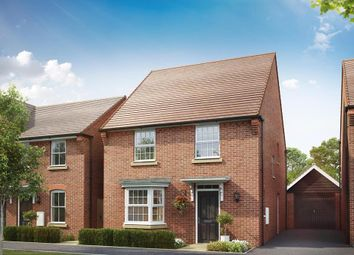 "Thumbnail 3 bed detached house for sale in ""Burley"" at Aspen Gardens, Hook"