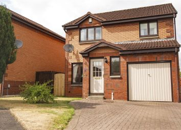 Thumbnail 3 bed detached house for sale in Parkvale Crescent, Erskine, Renfrewshire