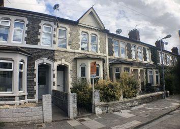 Thumbnail 3 bedroom terraced house for sale in Moorland Road, Splott, Cardiff