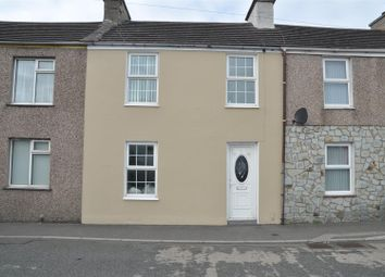 Thumbnail 3 bed flat to rent in Old Post Road, Holyhead
