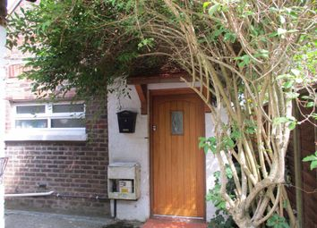 Thumbnail 1 bed bungalow to rent in Wykeham Road, Worthing