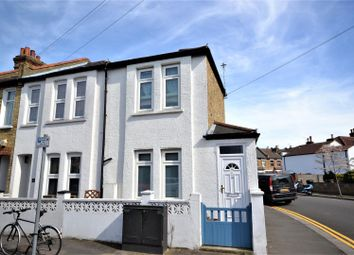 Thumbnail 1 bed end terrace house for sale in Miller Road, Colliers Wood, London