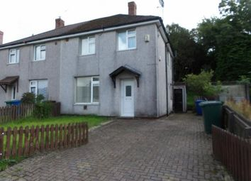 Thumbnail 2 bed semi-detached house for sale in Rosendale Cresent, Bacup, Lancashire